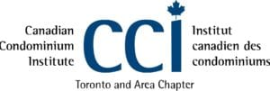 Canadian Condominium Institute Toronto and Area Chapter logo